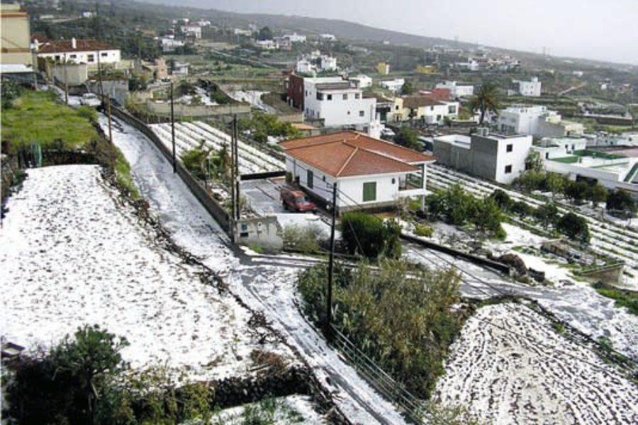 Las nevadas de Febrero de 2005 (hace 13 años)