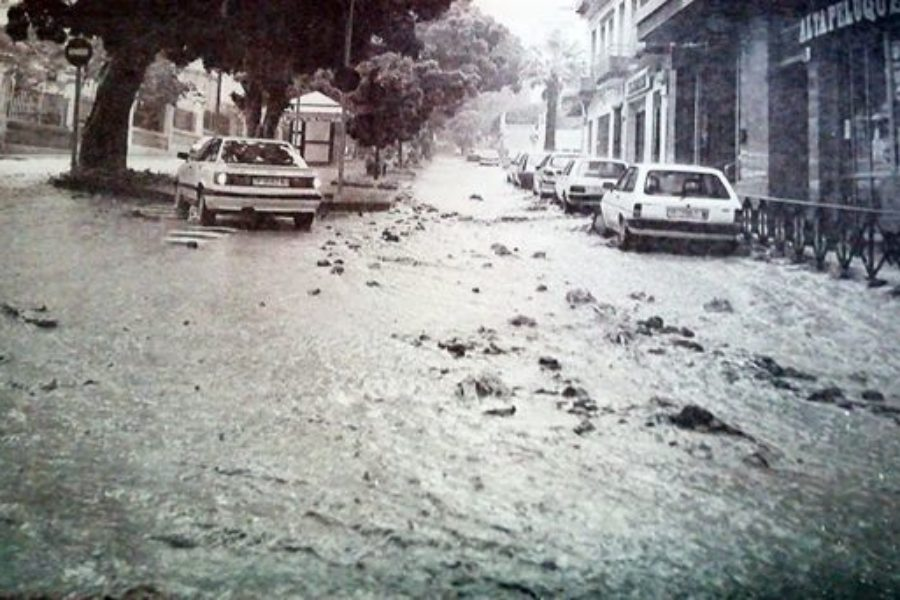 XVI ANIVERSARIO DE LA RIADA DE SANTA CRUZ DE TENERIFE DEL 31 DE MARZO DE 2002.