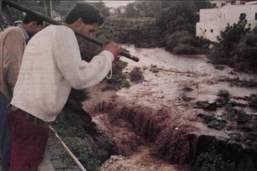 TEMPORAL DEL PUENTE DE LA CONSTITUCIÓN DE 1991